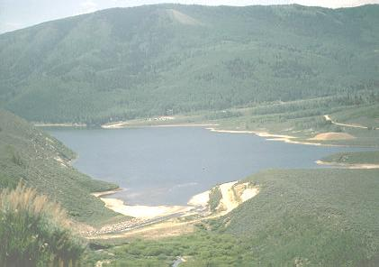 Currant Creek Reservoir