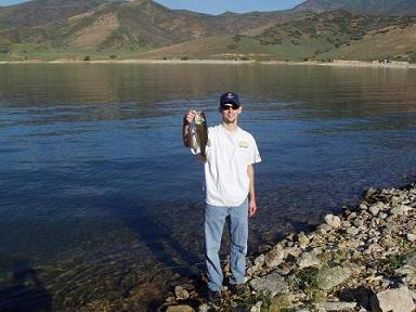 deer creek reservoir fishing utah lakes and reservoirs