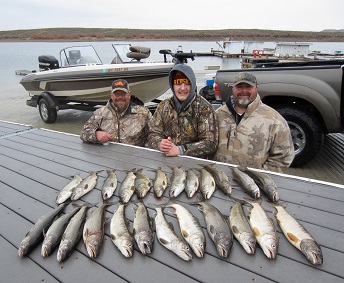 Keep Small Lake Trout Caught At Flaming Gorge