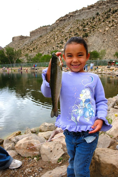 Fish for free on June 9th