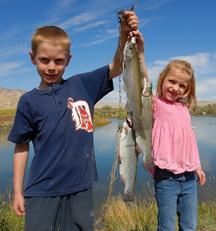Fun Fishing That