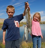 Fun Fishing That�s Close to Home