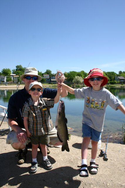 Fishing at Utahs Community Ponds