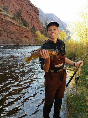 One of the best times to fish