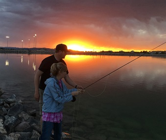 Learn how to fly fish - Free clinic happens May 25