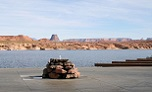 Increased staff and additional inspection stations at Lake Powell to meet holiday demand