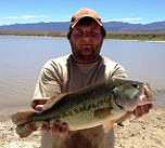 Causey reservoir fishing utah lakes and reservoirs for Sand hollow fishing report