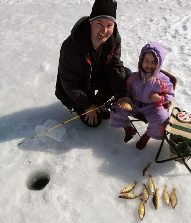 Learn How to Ice Fish