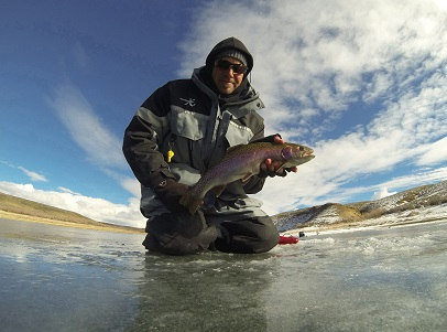 Find the Right Depth - Catch Fish through the Ice