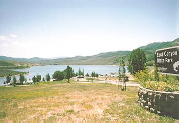East Canyon Reservoir