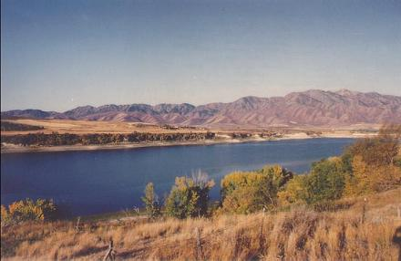 Hyrum Reservoir