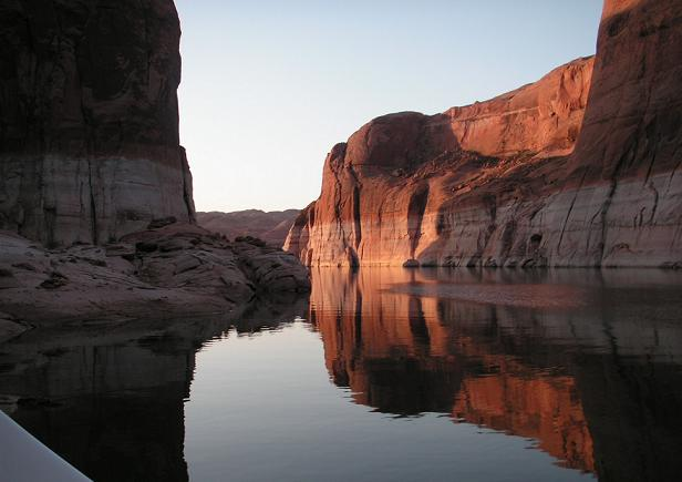 Lake Powell Fishing Report - September