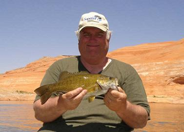 Lake Powell Smallmouth Bass