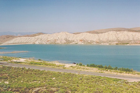Nine Mile Reservoir