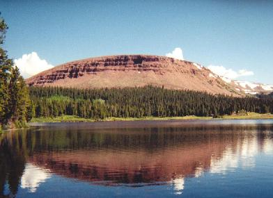 Queant Lake - High Uintas