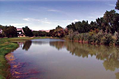 Green River Golf Course Ponds